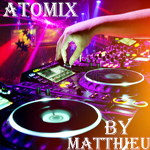 Podcast webradio prêt à diffuser Atomix By Matthieu