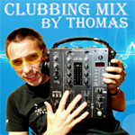 Podcast webradio prêt à diffuser Clubbing-Mix par Thomas